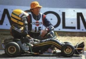 Ayrton Senna Askart